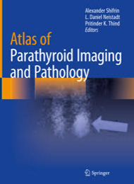 Cover of Atlas of Parathyroid Imaging and Pathology book